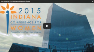 2015 Indiana Conference for Women